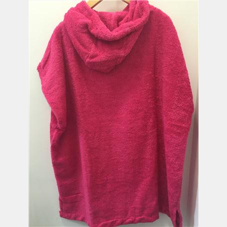 Surf Poncho – Pink